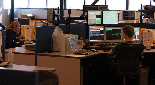 AgencyWeb IWM Enhances Dispatch Centers