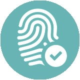 Fingerprint biometric time entry