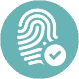 Fingerprint biometric time entry