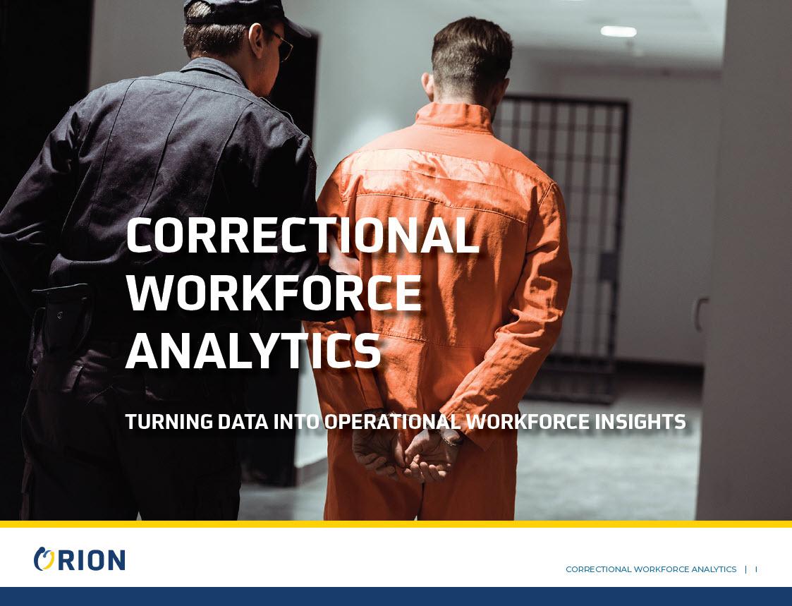 Correctional Workforce Analytics