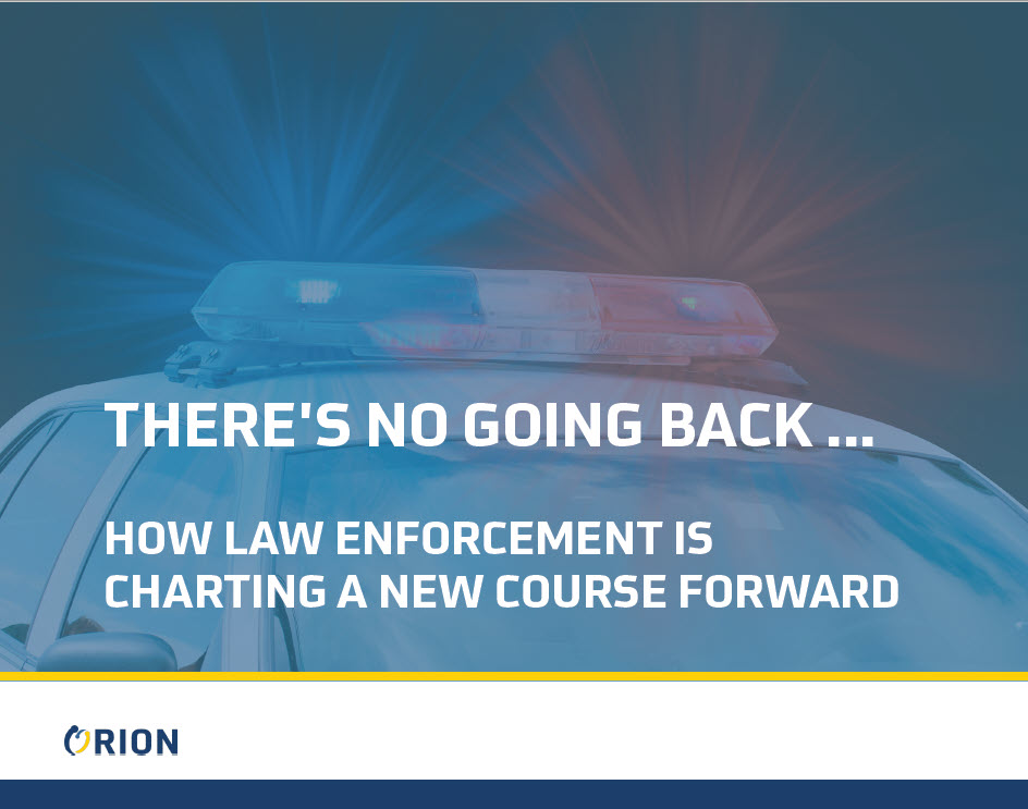 Cover_Law Enforcement Charting a New Course Forward