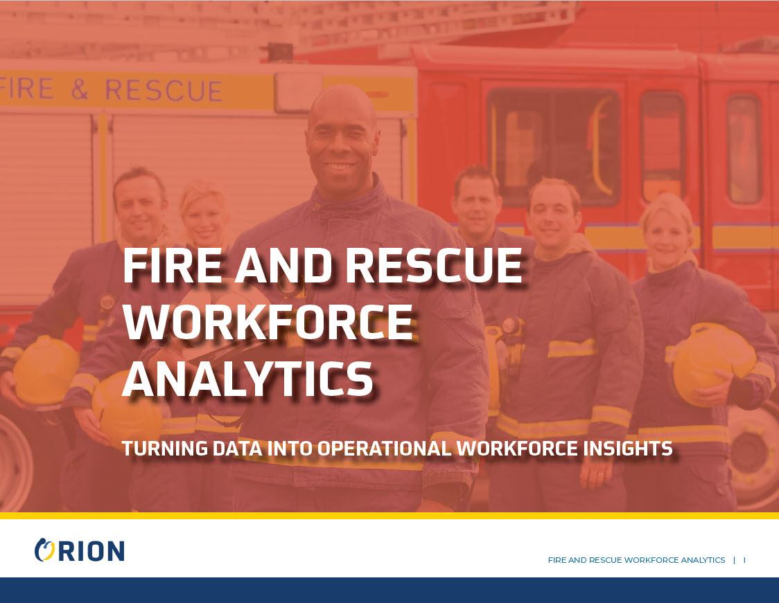 Fire Workforce Analytics