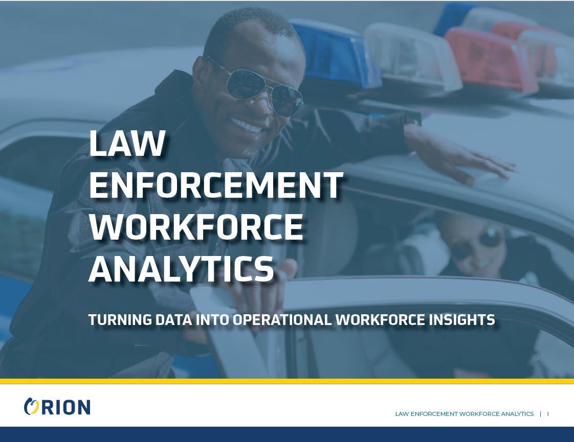 Law Enforcement Workforce Analytics
